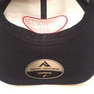 Accessories - Peterbilt Snap Back Mesh Trucker Hat baseball cap